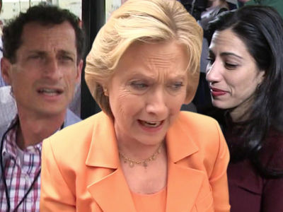 Hillary Clinton Emails Specifically Targeted in Anthony Weiner Search Warrant