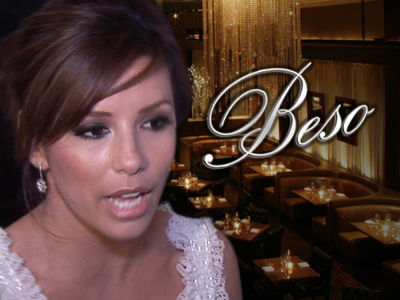Eva Longoria's Beso Restaurant Sued for After-Party Assault