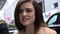 Lucy Hale Threatens Site To Take Down Her Topless Pics