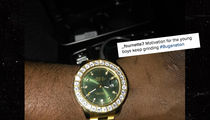 Leonard Fournette Flaunts Pro Level Swag With Iced Out Rolex (PHOTO)