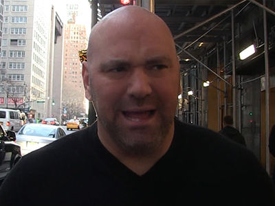 Brock Lesnar's Likely Done with UFC ... Says Dana White (VIDEO)