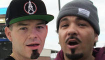 Paul Wall and Baby Bash Arrested in Drug Raid
