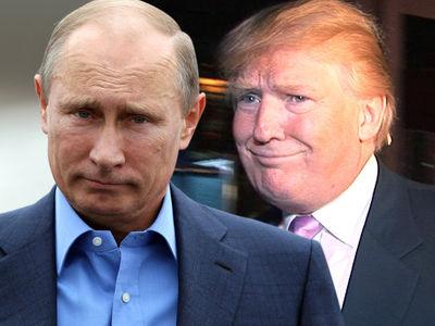 Putin Sends Trump Christmas Message (PHOTO)