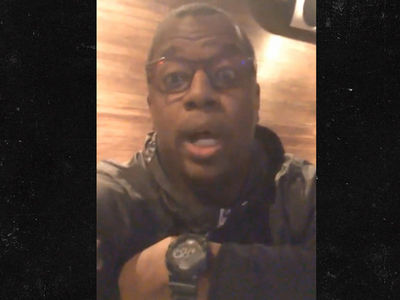 Kordell Stewart Furious Over Stolen Naked Video ... Blames Porsha (VIDEO)