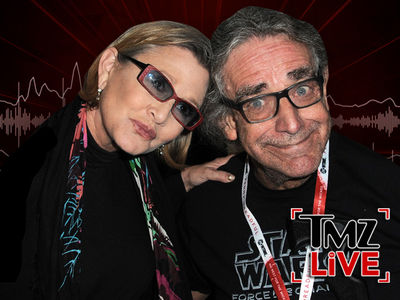 Peter Mayhew's Favorite Carrie Fisher Memory (VIDEO)