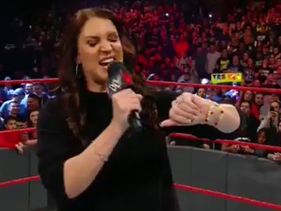 Stephanie McMahon Viciously Trolls CM Punk Over UFC Debacle (VIDEO)