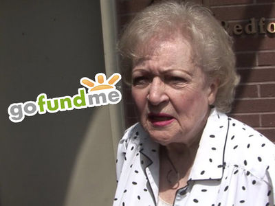 Betty White Has a GoFundMe Page to Protect Her From 2016