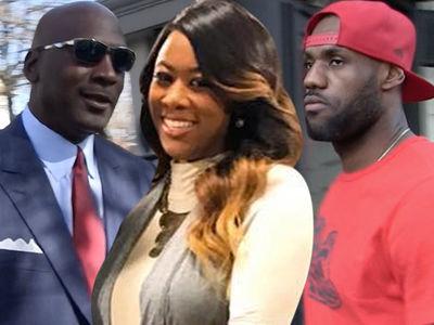 Michael Jordan's Daughter Says LeBron Won't Top MJ