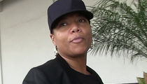 Queen Latifah's Car Stolen in Gas Station Robbery