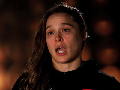 Ronda Rousey Says Screw the Money ... I Only Care About Winning (VIDEO)