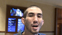 UFC's Louis Smolka: Damn Right I'll Fight Ray Borg ... Even If He's Overweight (VIDEO)