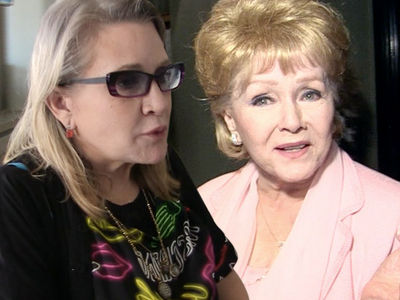 Carrie Fisher, Debbie Reynolds Split Over Cremation