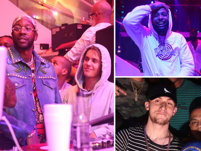 Justin Bieber, Lil Wayne and So Many Stars Party at Miami Nightclub (PHOTO GALLERY)