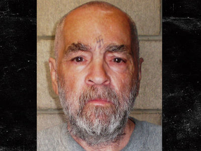 Charles Manson Temporarily Out of Prison, Hospitalized