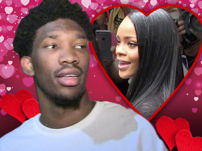 NBA's Joel Embiid Wants To Be An All-Star ... To Date Rihanna