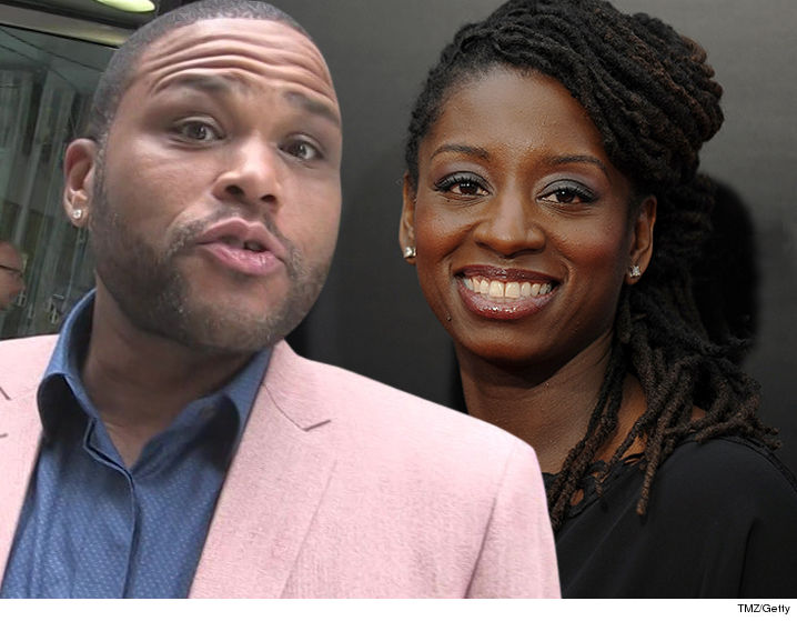 Anthony Anderson is going the way of Patrick Dempsey, because his wife has just dismissed her divorce action.