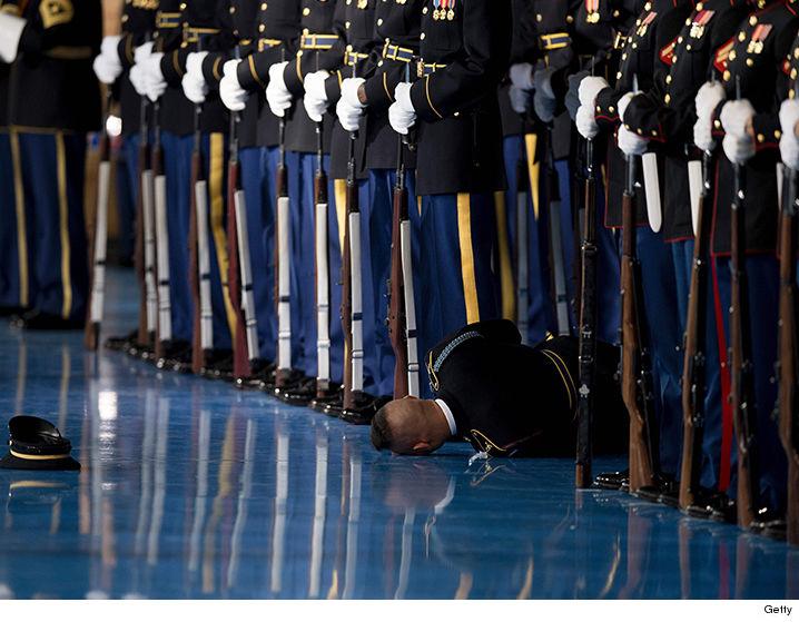 us army protocol