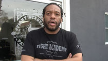 UFC Ref Herb Dean To Michael Rapaport ... Don't Tell Me How To Do My Job (VIDEOS)