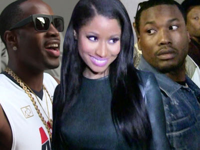 Nicki Minaj's Ex Safaree Down for Reunion, Says Meek Mill Killed Her Bottom Line