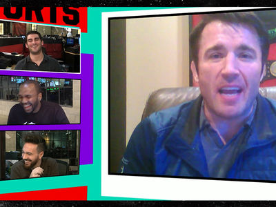 'Celeb Apprentice' Crew Broke Up Boy George, Vince Neil Fight ... Says Chael Sonnen (VIDEO)