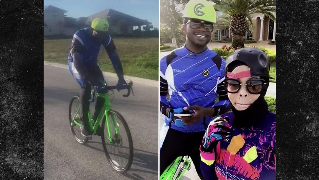 b34b689464c Gucci Mane is a Cyclist now!