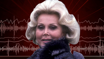 Zsa Zsa Gabor 911 Call Details Frantic CPR Attempt (AUDIO)