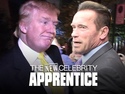 Donald Trump Trashes Arnold Schwarzenegger Over 'Celebrity Apprentice'