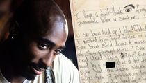 Tupac's Drippingly Explicit Love Letter Could Fetch $25k (PHOTO)