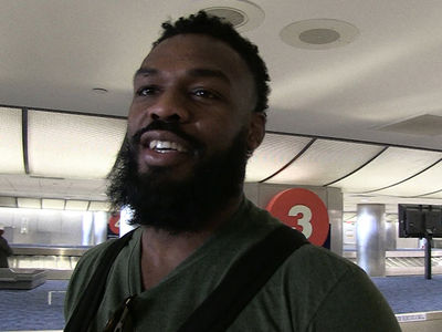 Jon Jones: The Sport Caught Up to Ronda Rousey ... But She Should NOT Retire (VIDEO)