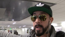 A.J. McLean Heartsick and Scared Over Florida Shooting (VIDEO)