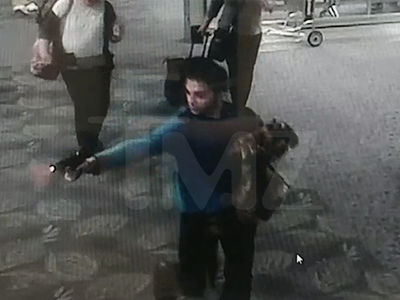 Video of First Shots in Ft. Lauderdale Shooting (VIDEO)