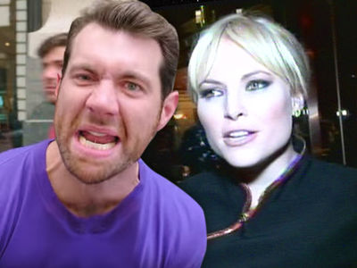 Billy Eichner Blasts Fox News' Meghan McCain Over Meryl Streep