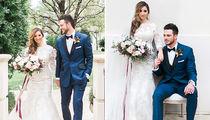 Cubs' Kris Bryant Marries High School Sweetheart ... In Vegas, Baby! (PHOTOS)