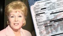 Debbie Reynolds' Death Certificate Confirms Fatal Stroke (DOCUMENT)
