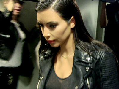 Kim Kardashian's Jewelry Is Long Gone