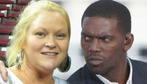 Randy Moss' Baby Mama Denies Blowing $4 Mil On Drugs