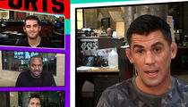 Dominick Cruz Says Cody Garbrandt Is Obsessed With Him (VIDEO)