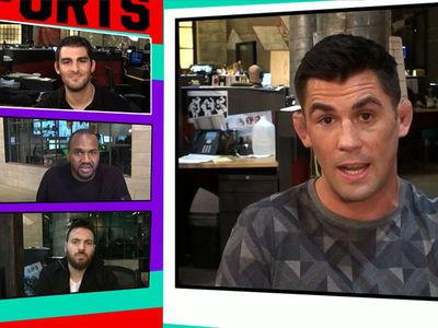 Dominick Cruz Says Cody Garbrandt Is Obsessed With Him (VIDEO)