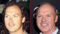Michael Keaton -- Good Genes or Good Docs?