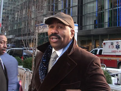Steve Harvey says When the President-Elect Calls, You Answer (VIDEO)