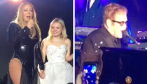 Mariah Carey & Elton John Rake In $4.2 Million at Russian Wedding (VIDEO)