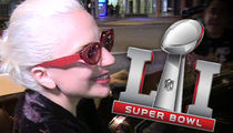 NFL Says Lady Gaga NOT BANNED from Talking Politics ... 'Report Is Nonsense'
