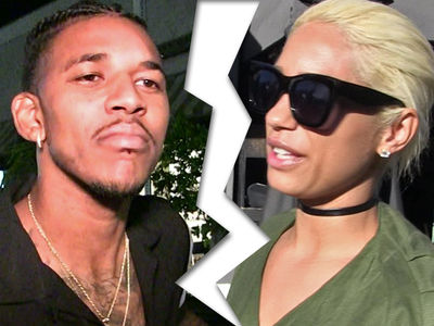 Nick Young Splits from Paloma Ford ... But No Bad Blood