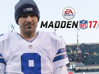 Tony Romo Trolled By EA Sports