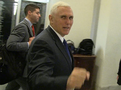 Mike Pence Ready to Pedal in D.C. (VIDEO)