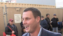 Philip Rivers Admits Move to L.A. 'Has Been Tough' (VIDEO)