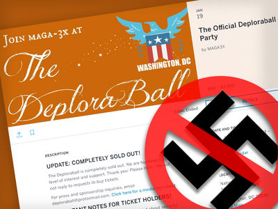 Trump Supporters Ban Nazi Salute at DeploraBall (PHOTO)