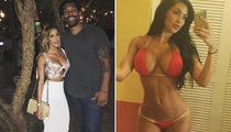 Packers Star Julius Peppers' Red Hot Girlfriend (PHOTO GALLERY)