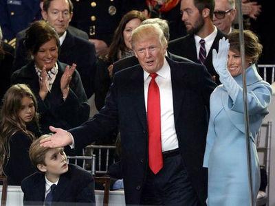 Donald Trump's Inaugural Parade (PHOTO GALLERIES + VIDEO)