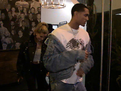 Lakers' Jordan Clarkson On Lamborghini Date with Hailey Baldwin (VIDEO)